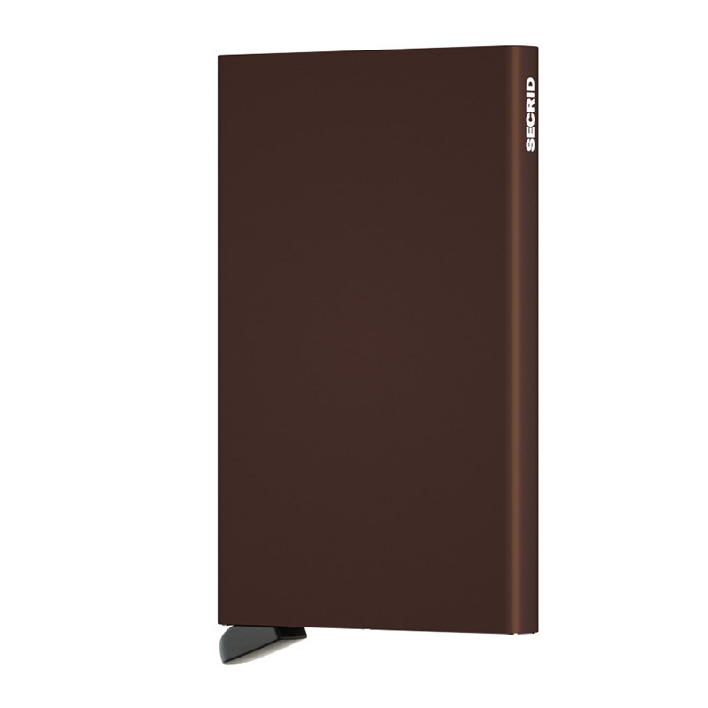 Secrid Cardprotector Brown C-BROWN