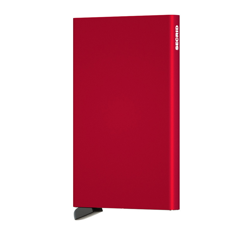 Secrid Cardprotector Red C-RED