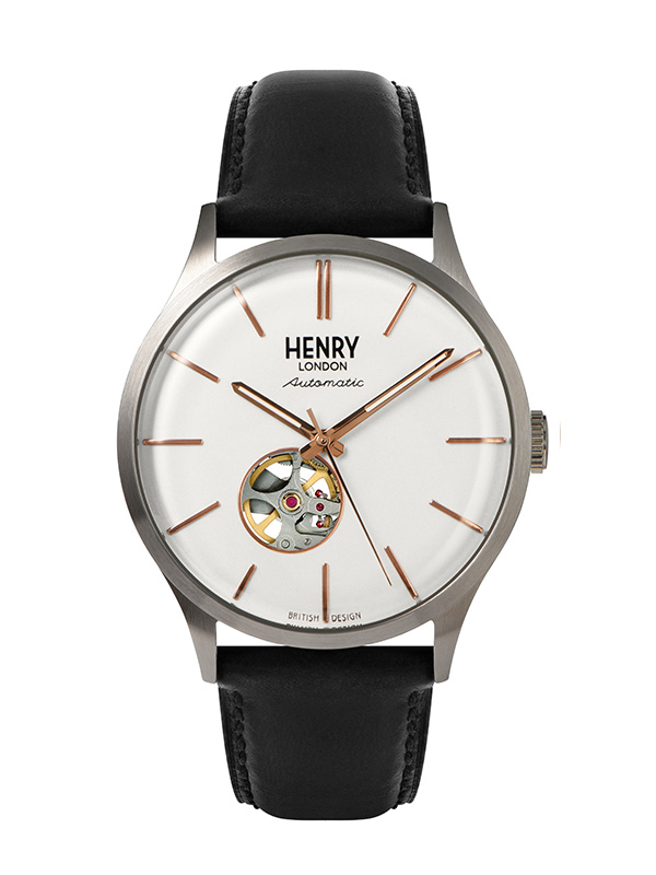 Henry London Automatic HL42-AS-0279