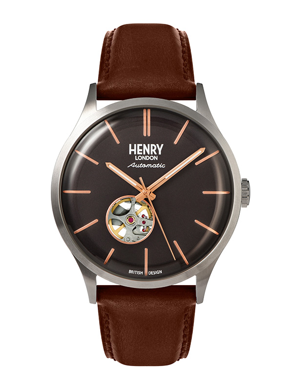 Henry London Automatic HL42-AS-0281