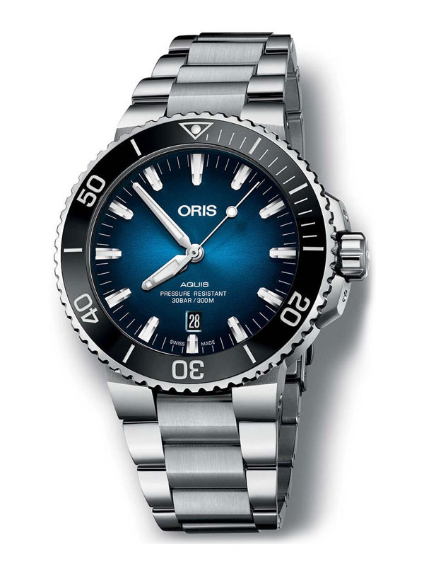 ORIS Aquis Clipperton Limited Edition 733-7730-4185-Set-MB