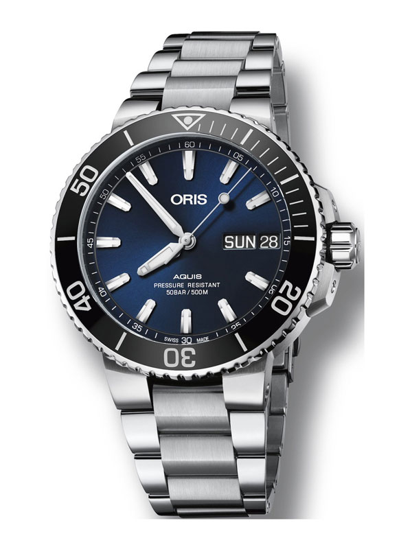 ORIS Aquis Big Day Date 45,5mm 752-7733-4135-07-8-24-05PEB