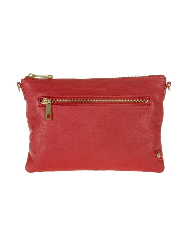 DEPECHE Small Bag - Red 12152-043